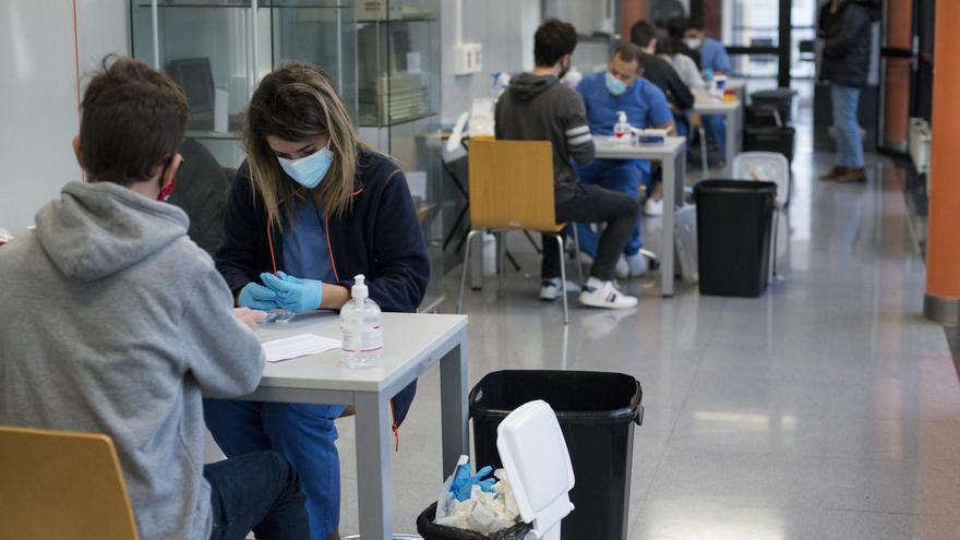 La Universidad de Vigo suma 168 casos de COVID desde el inicio del curso