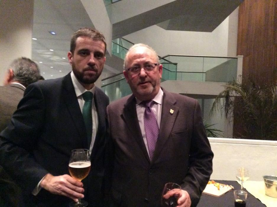 Pere Rostoll y Paco López