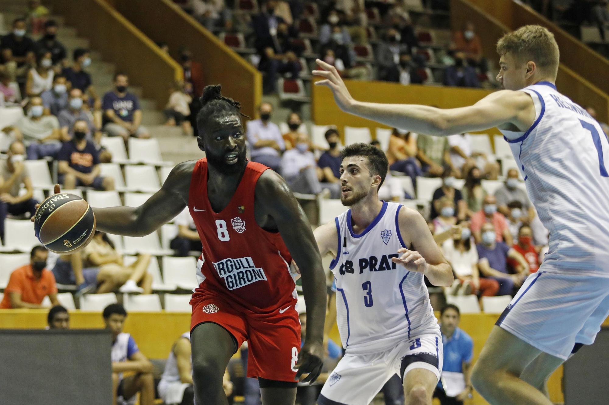 Albert Sàbat guia al Bàsquet Girona a guanyar la Lliga Catalana