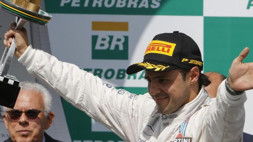 Felipe Massa se retirá de la F1