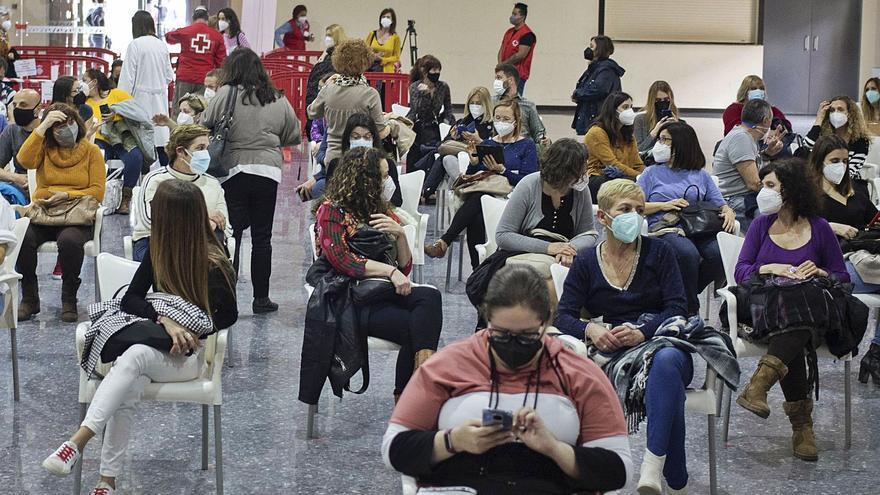 La Ribera llega a la Pascua con un 7,6 % de población contagiada