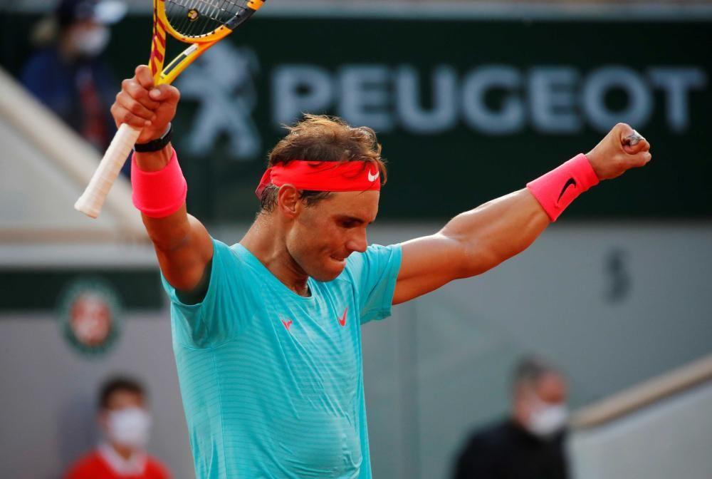Nadal gana en Roland Garros | Octubre