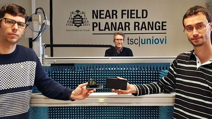Investigadores de la Universidad de Oviedo diseñan una tecnología para escanear objetos a través del móvil