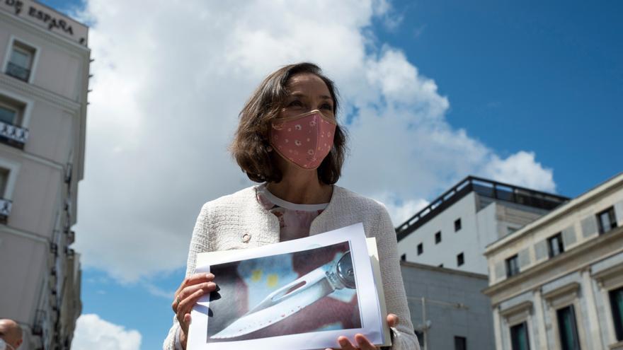 El remitente del sobre a Reyes Maroto lleva décadas enviando cartas