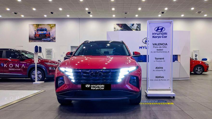 Hyundai Koryo Car se refuerza con la llegada de la nueva gama Tucson