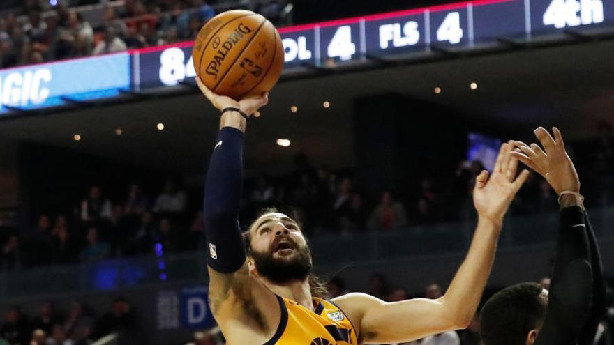 Nueva derrota de los Jazz de Ricky Rubio ante los Rockets