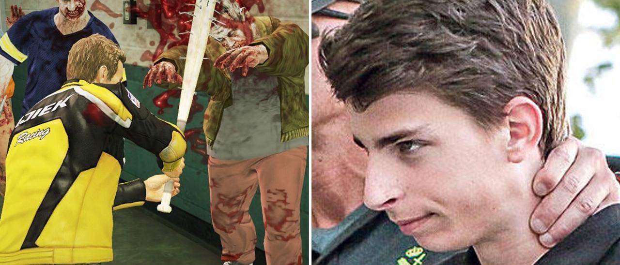 Andreu Coll, el joven de Mallorca que asesinó a su padre imitando su videojuego favorito