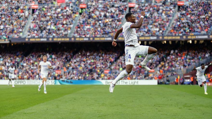 Las imágenes del Clásico: FC Barcelona - Real Madrid