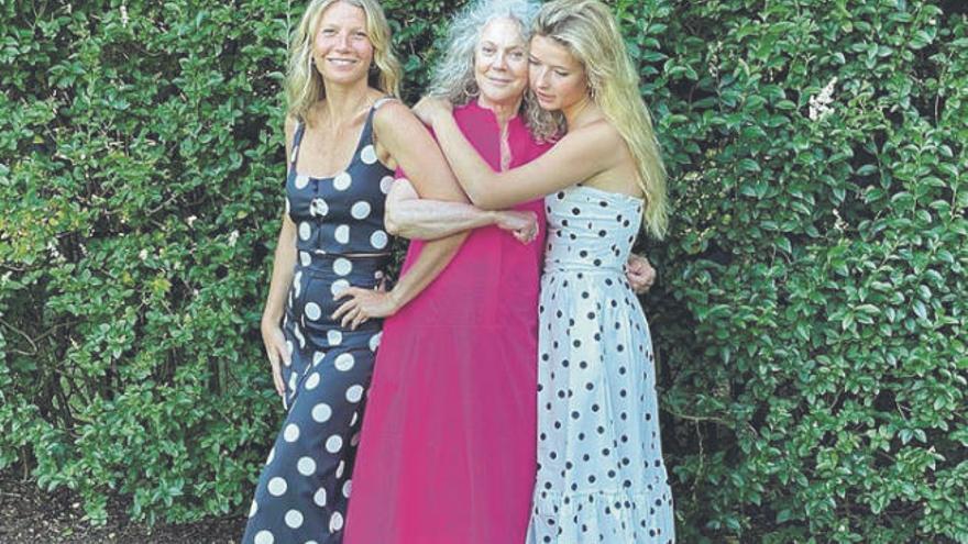 Gwyneth Paltrow lanza una colección junto a su familia