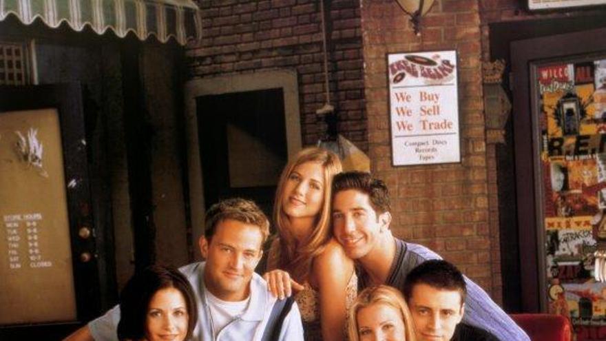 Atención nostálgicos: Vuelve Friends