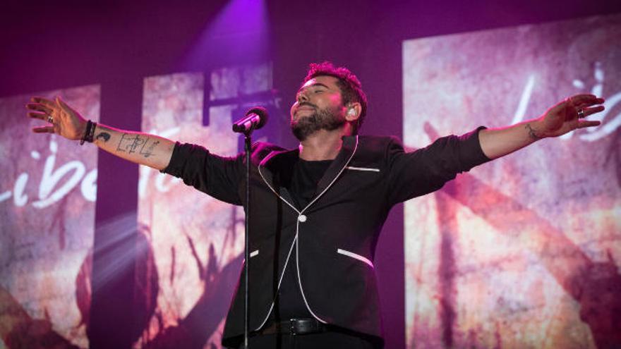 El concierto de Miguel Poveda en Gran Canaria cambia de fecha: pasa al 28 de junio