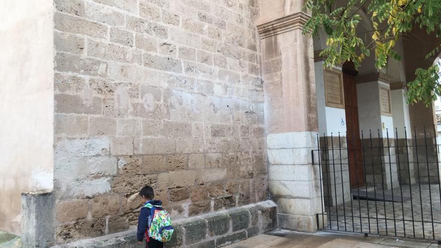 José Antonio Primo de Rivera desaparece del Molinar