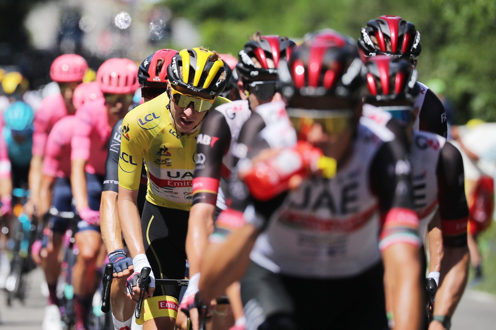 Tour de Francia | Etapa 12: Saint-Paul-Trois-Châteaux - Nimes