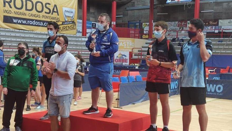 Javi Núñez, Sara Fernández y Alberto Fernández ganan