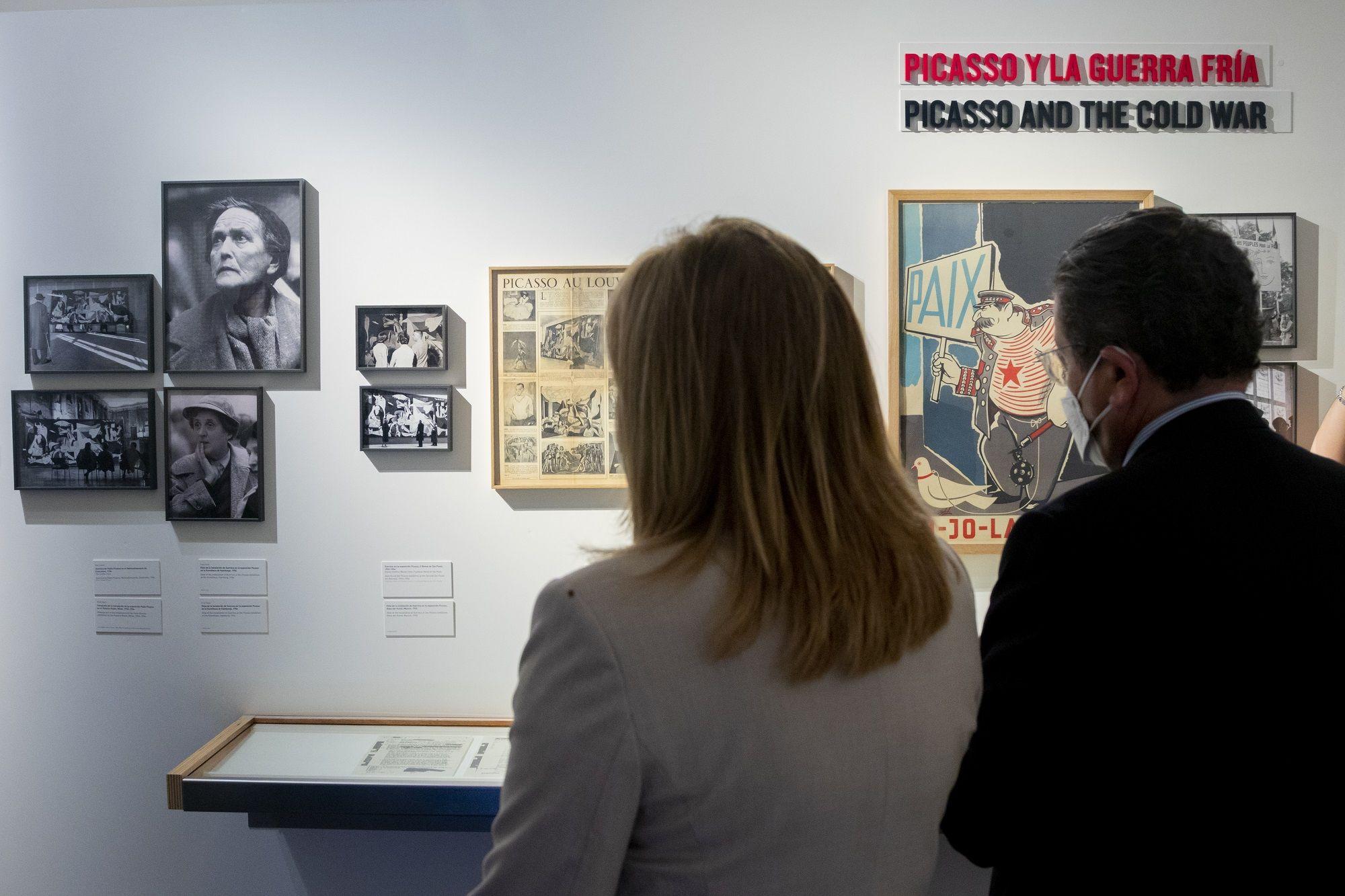 Exposición en Arrecife 'Picasso: el viaje del Guernica'