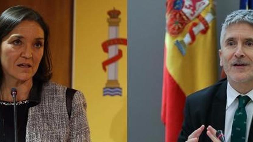 Marlaska repetirà com a ministre de l'Interior i Reyes Maroto, a Indústria