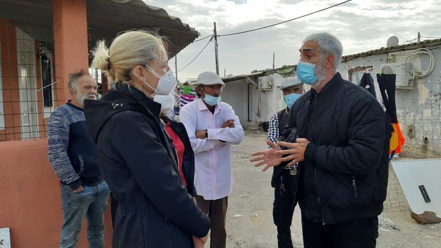 Ciudadanos denuncia el fracaso del plan de realojo de Son Banya