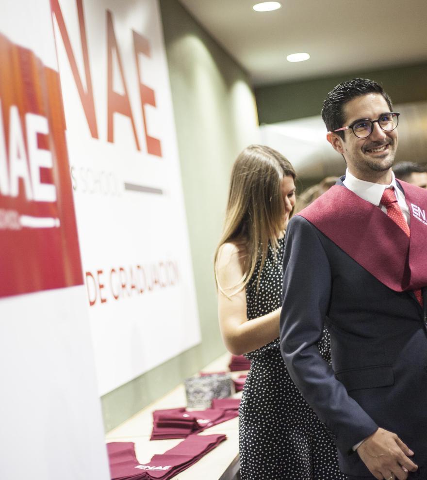 ENAE Business School   Alta empleabilidad y contacto directo con el mundo empresarial, los pilares de su formación