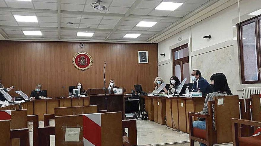 Dieciséis condenados por una estafa de 400.000 euros con empresas falsas
