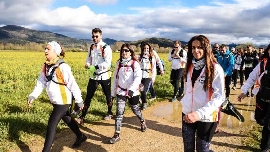 Trailwalker: 100 quilòmetres, una causa