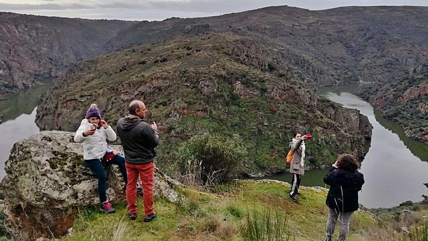 La Casa del Parque organiza un viaje a una de las mecas del olivo en Arribes del Duero: Pinilla de Fermoselle