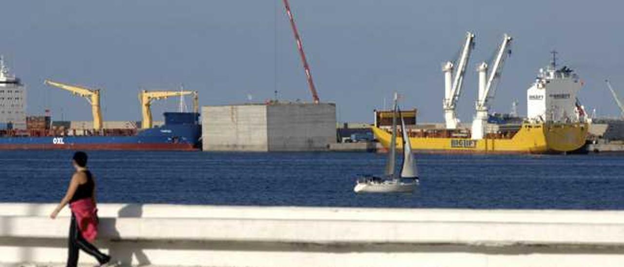 El primer bloque de la Plataforma Oceánica cumple dos años en La Luz