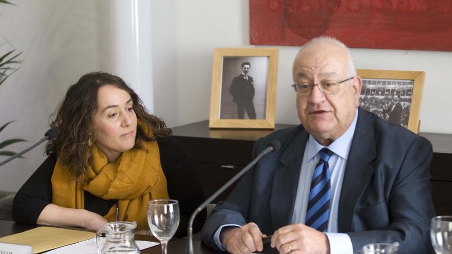 El TSJ declara improcedente el despido de Muñoz como subdirector del Palau