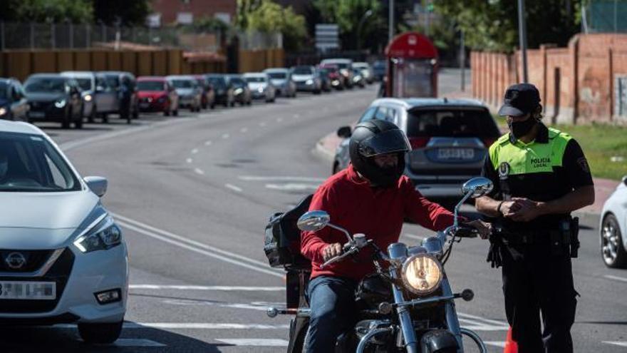 """Diez ciudades cerradas en Madrid y una pregunta abierta: """"¿Hasta cuándo?"""""""