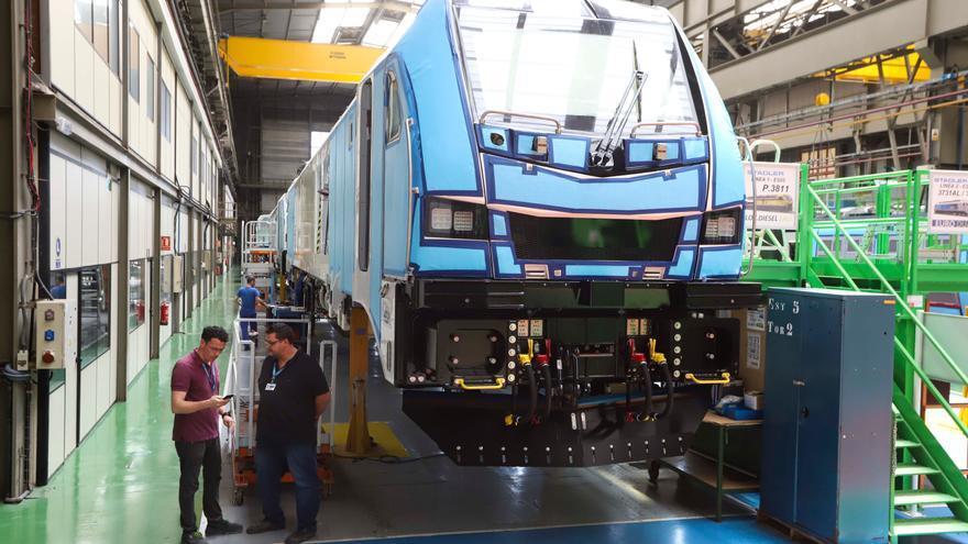 La facturación de la industria de la Comunitat Valenciana crece un 4,4% en agosto, el mayor incremento en España