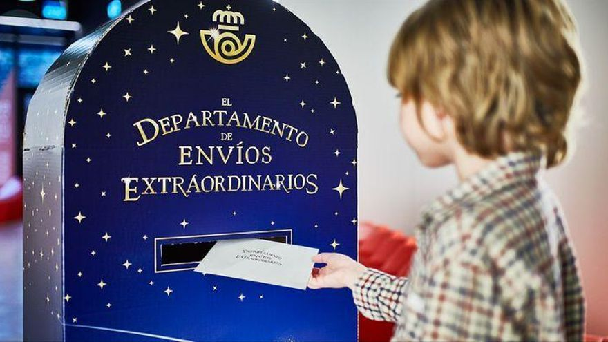 ¿Sabes dónde echar en Castellón la carta dirigida a Papá Noel y los Reyes Magos?