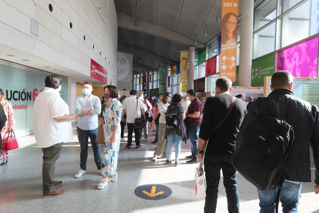 UGT celebra su congreso en València