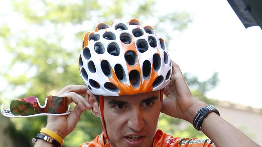 Igor Antón anuncia su retirada al final de La Vuelta