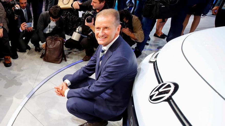 Volkswagen admitirá pedidos del ID.3 en España en julio