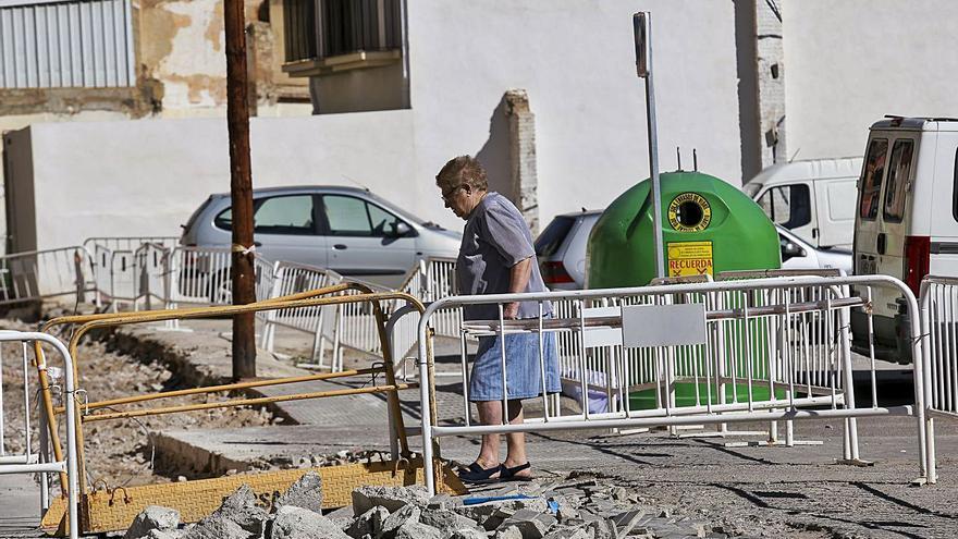 """Urbanismo recupera la calle de la """"zona cero"""" Lluís Despuig"""