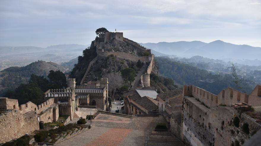 Un total de 9.179 personas visitan el Castillo de Xàtiva durante las fiestas de Pascua