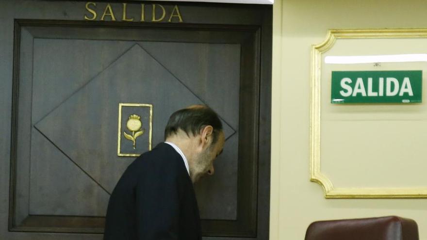 Mor Alfredo Pérez Rubalcaba dos dies després de patir un ictus
