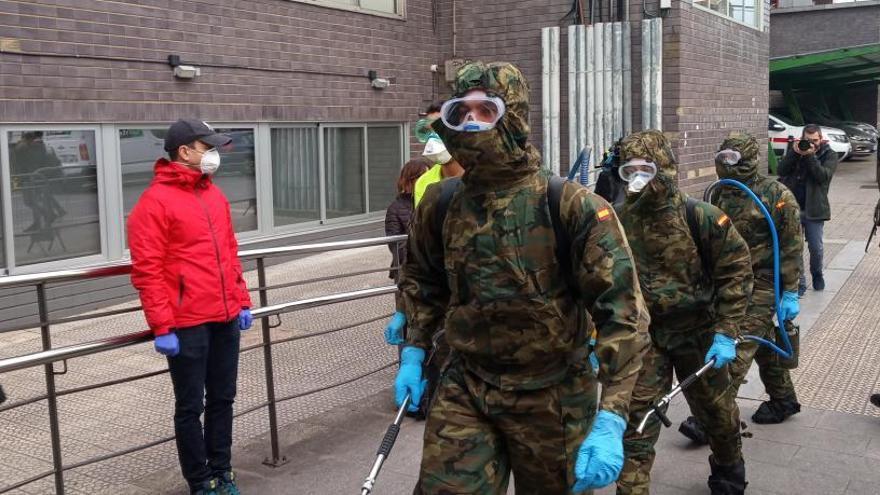 Espanya demana ajuda a l'OTAN per respondre al coronavirus