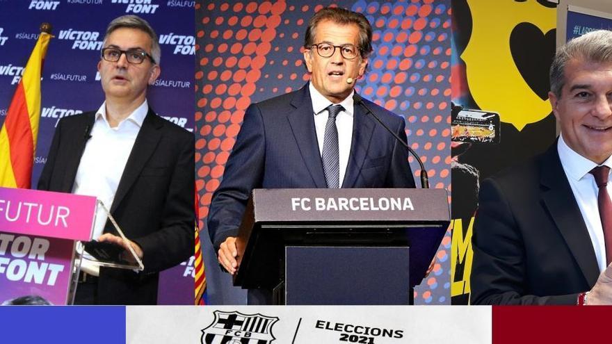 Més que unes eleccions per «Més que un club»