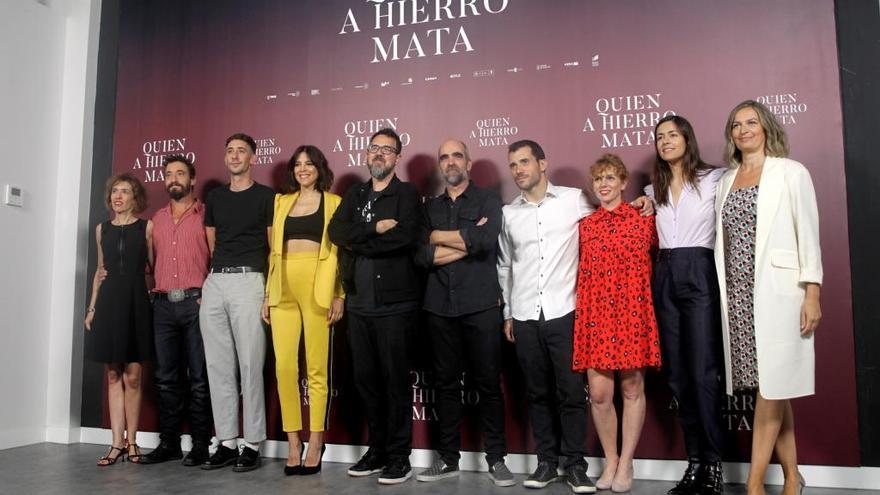 """Paco Plaza dirige 'Quien a hierro mata': """"Dependiendo del punto de vista, puedes empatizar con un narco"""""""