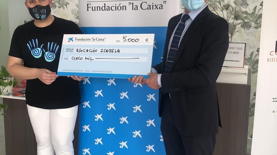 La asociación Isabela de Elche impulsa un proyecto especializado en menores víctimas de violencia