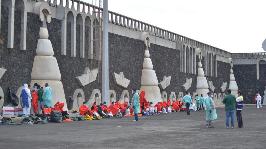 AHI pide que se habilite el cuartel Anatolio Fuentes para alojar a migrantes