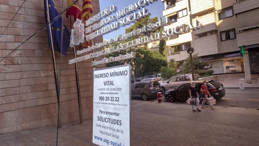 El Ingreso Mínimo Vital solo beneficia en Baleares al 5,2% de los solicitantes