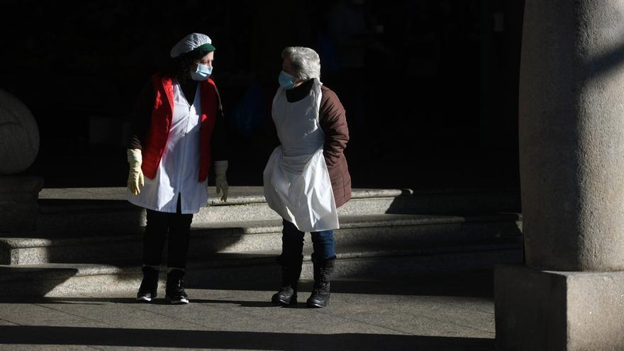 El municipio de Pontevedra entra hoy en el nivel máximo de restricciones