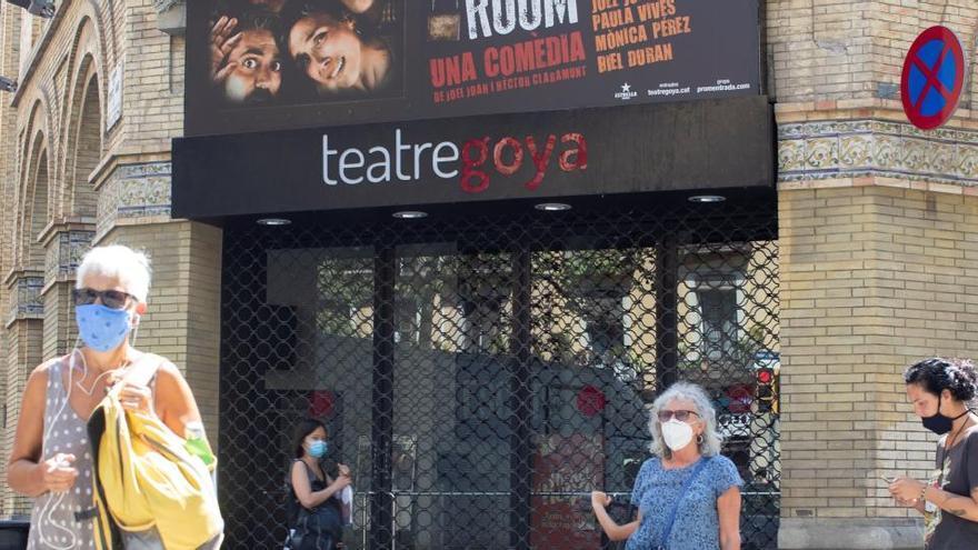 La Justicia permite reabrir cines y gimnasios en Cataluña