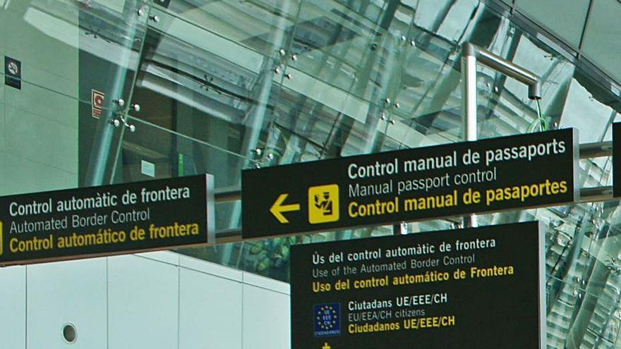 El aeropuerto de València invierte 2,6 millones en una nueva zona de salidas internacionales