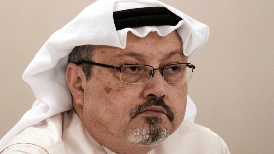 "Khashoggi: ""Me ahogo, quítame la bolsa"""