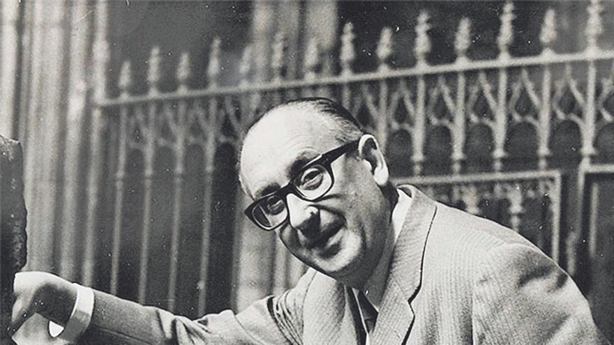 Álvaro Cunqueiro, un plaer