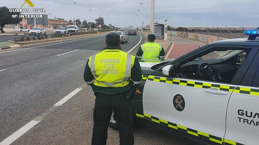 Prisión para un conductor ebrio que conducía en sentido contrario en Torrevieja