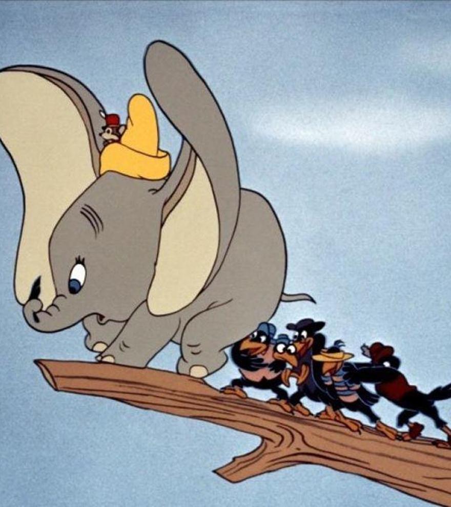 Disney+ retira del catálogo infantil 'Dumbo', 'Peter Pan' y 'Los Aristogatos'