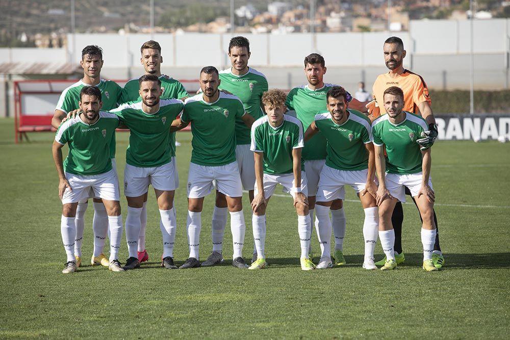 Recreativo Granada Córdoba CF en imágenes